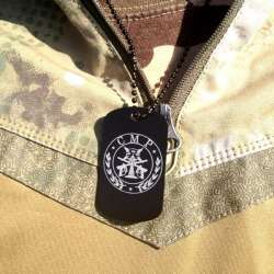 Plaque Militaire (Dog tag)