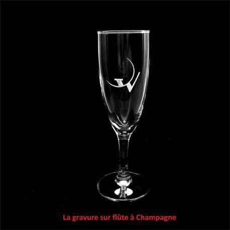 flûtes à Champagne (21cl)